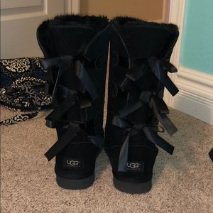 UGG Bailey Bow Tall Boots